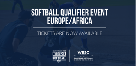 Ticket sale for the Softball Qualifier Event has started!