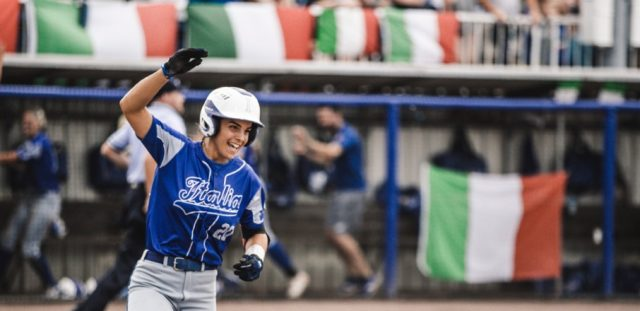 Piancastelli, Cacciamani help Italy to past the Netherlands at Olympic Qualifier